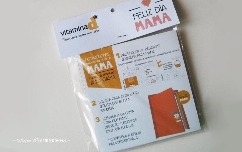 desayuno mama packaging