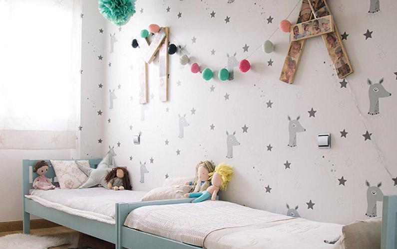 Habitaciones para beb s y sorteo vitamina d for Cuartos de nina y nino juntos