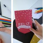 Envía postales navideñas