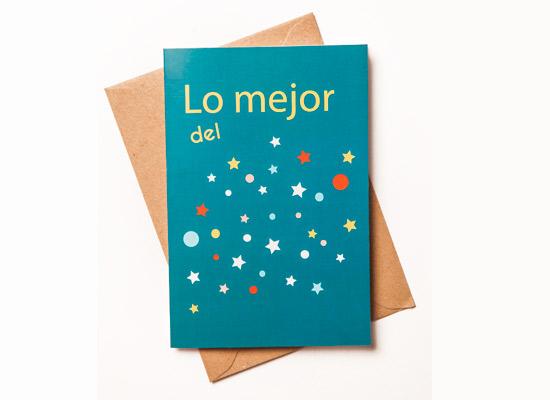 tarjeta de felicitacion