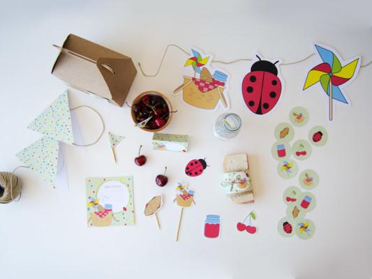 fiesta picnic verano