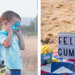 Fiesta de superheroes: Baby vitamina cumple 3