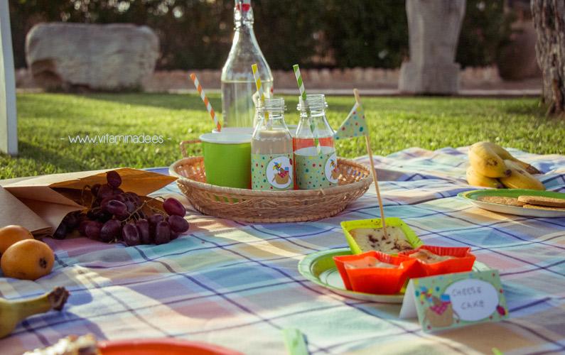 picnic decor