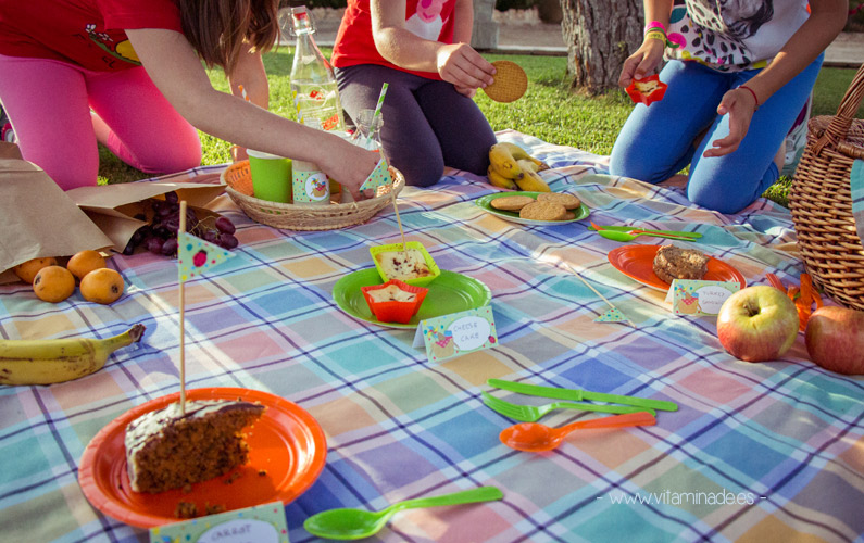 picnic para niños