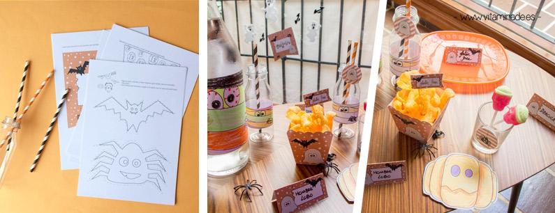 Celebrar halloween en casa decoracion para fiesta halloween - Decoracion halloween para casa ...